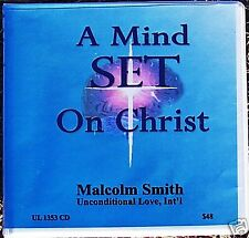 """Malcolm Smith""""A Mind Set On Christ"""" (Colossians) 6 cd's"""