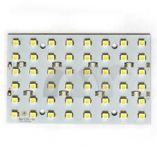 48SMD LED 3528 SMD Car Interior Light Panel Bulb T10 Dome White Energy Saving