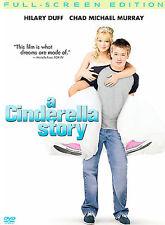 A Cinderella Story (DVD, 2004, Full Screen)Clifford Werber, Dylan Sellers,Reg1