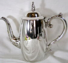 ONIEDA SILVER PLATE COFFEE/TEA POT (USED)