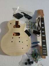 Project Electric Guitar Builder Kit DIY With All Accessories( L)