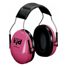 Protección Auditiva para Niño Rosa Rosa, 3M Peltor Kid, Ear Protection