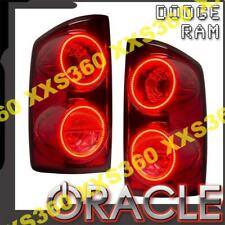 ORACLE Pre-Assembled Halo TAIL LIGHTS Dodge Ram 1500/2500/3500 07-08 SMD/LED