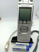 Olympus DS-40 Digital Voice Recorder Dictaphone Dictation Handheld Machine USB