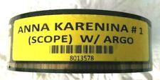 ANNA KARENINA /SCOPE  Motion Pictures Movie Trailer #1 35 mm 2:30 min