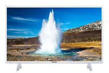 Telefunken XF40D401N-W 102 cm (40 Zoll) Fernseher Full HD, Smart TV, TripleTuner