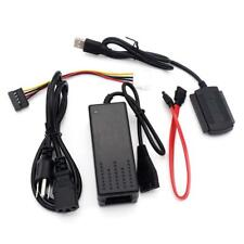 IDE SATA to USB 2.0 Adapter Converter Cable for 2.5 3.5 Inch Hard Drive HDD TR