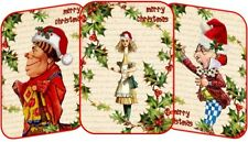 Christmas Alice in Wonderland  8 tent cards table party decoration