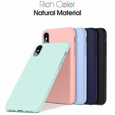 For Apple iPhone XR Xs Max X 8 7 Plus 6 Se 2020 Case Cover Phone Thin Flexible