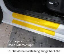 VW GOLF 7 Berline PORTE PORTIÈRE Seuil voiture Protection Film de