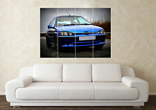 Large Peugeot 106 GTI 16v Modified  Sport Car Wall Poster Art Picture Print