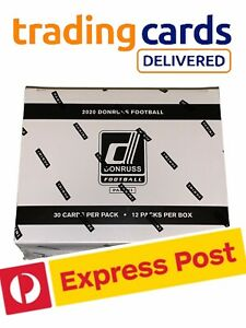 2020 Panini Donruss NFL Fat Pack Box - 12 Packs Of 30 Cards Per Box!