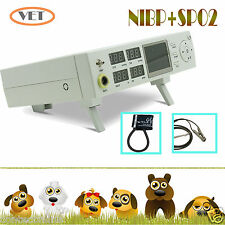 Veterinary Tabletop NIBP,Pulse Rate,SPO2 Vital Sign patient monitor CMS5000