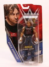Mattel Wwe Series 72 Dean Ambrose w/ Bonus Slammy Wrestling Action Figure New