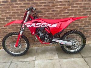 Gas Gas MC125 2021 SX TC