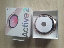 Samsung Galaxy Watch Active 2 40mm Boîtier en aluminium et Bracelet en...