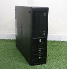 HP Compaq Pro 4300 SFF PC Core i3 3220 3.30GHz 4GB RAM 500GB HDD Windows 10. HP4