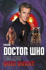 Doctor Who: Time Lord Quiz Quest (Paperback book, 2015)