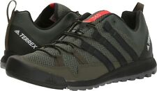 Adidas Terrex Solo Real Teal Black  Energy Green Men Outdoor Hiking Shoes CM7658