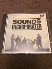 Sounds Incorporated - Sounds Incorporated Self Titled CD Album (1993) SEECD 371