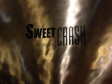 "NEW Zildjian 16"" K Sweet Crash Cymbal"