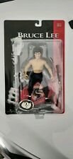 Bruce Lee Action Figure SideShow Toys Classic Edition Figure w/Stand & Nunchucks