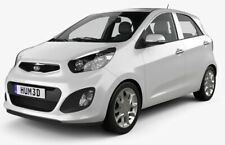 Workshop Manual + Wiring Diagrams - Manual De Taller Kia Picanto 2012-2017