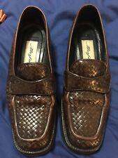 Mezlan women's shoes 6.5, brown