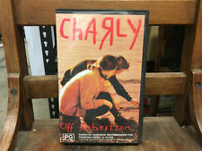 Charly Rare Cult Classic VHS Video