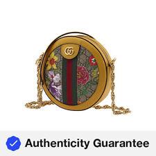 Gucci Senhoras ophidia Gg Flora Redondo Bolsa De Ombro 550618 92YAC 9781