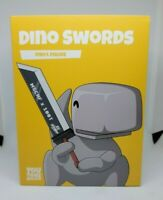 MSCHF x 100 Thieves x YouTooz Dino Swords Vinyl Figure #195 - New