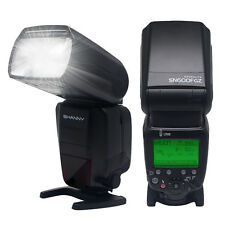 Shanny SN600FGZ P-TTL GN60 Slave On-Camera Flash speedlite for Pentax K100 K100D