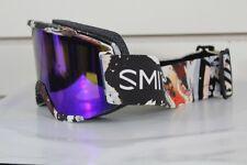 New 2017 Smith Squad Ski Snowboard Goggles Ripped Green Sol-X Mirror +Bonus Lens