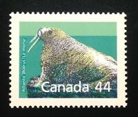 Canada #1171 HP 14.4x13.8 MNH, Atlantic Walrus Definitive Stamp 1989