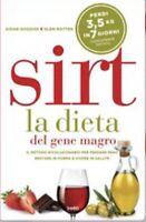 Sirt-La Dieta Del Gene Magro Ebook