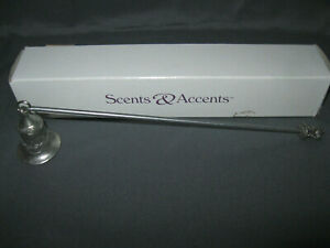 Scents & Accents ~ Candle Snuffer ~ Coffee Break