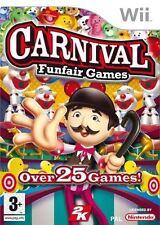 Carnival Funfair Games - Nintendo Wii