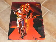 ROLLING STONES - MEGA RARE VINTAGE FRENCH POSTER FROM THE 70'S!!!L@@K!!!!!