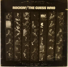 "12"" LP - The Guess Who - Rockin' - k5059 - washed & cleaned"