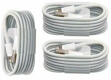 3 x USB Kabel Ladekabel Datenkabel passend zu iPhone 6 6s Plus, iPad mini +AIR