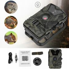 CT008 Digital Hunting Game Trail 12.0MP Camera Scouting IR 1080P Night Vision