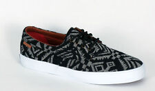 Nuove Scarpe Lakai skate shoes Camby Echelon Sky Black Textile NEEDLEPOINT 11,5/46