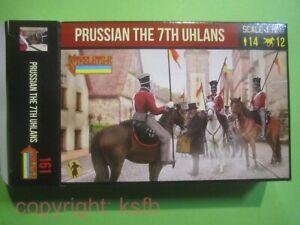 NEU 1:72 Strelets # 161 Napoleon Preußen 7. Ulanen Regiment Prussan 7th Uhlans