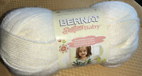 NEW Bernat Softee Baby, Antique White, Light (3) Wt