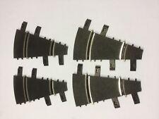 Kit mezze curve 1/2 NINCO 10113 kit 4 pezzi piste analogiche/digitali 1/32