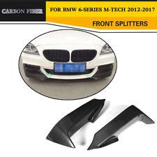 Echt Carbon Tuning Spoiler Frontsplitter Für BMW F12 F13 640i 650i M SPORT 11-18