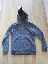 Boys Sized EU152 / 12 Years Grey Hooded Top by O'Neill