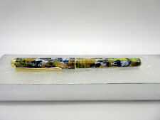 New English Cocker & Clumber Spaniels Pen in Silver Gift Box By Ruth Maystead