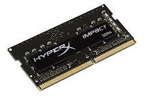 4GB Kingston 2400MHz DDR4 SO-DIMM CL14 Laptop Memory PC4-19200 HyperX Impact