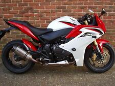 Honda CBR600FA 599cc Supersport 2011MY F